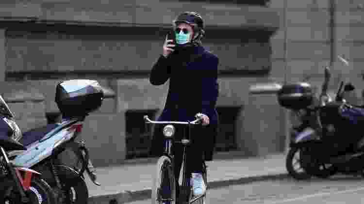motos recomeço Itália - Xinhua - Xinhua