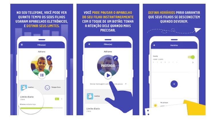 Baixe Estes Apps - Screen Time - Divulgação - Divulgação