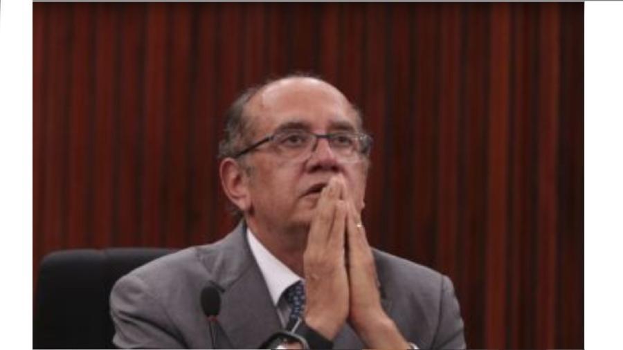 "O ministro do STF Gilmar Mendes mandou soltar pela terceira vez o doleiro Chaaya Moghrabi, o ""Yasha"" - Marcello Casal Jr./Agência Brasil"