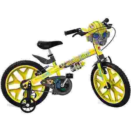 Bicicleta aro Transformers - Bandeirante - Divulgação - Divulgação