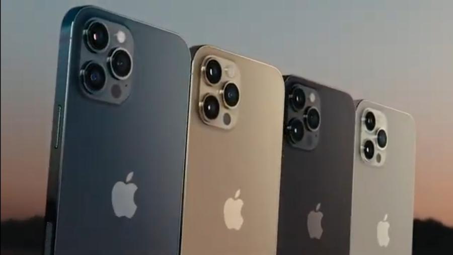 iPhone 12 Pro - Reprodução/YouTube