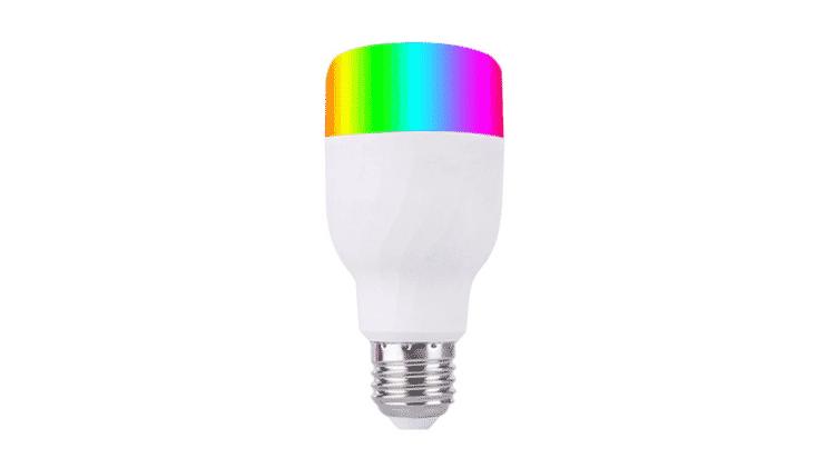 Lâmpada Inteligente 10w NovaDigital E27 - Divulgação - Divulgação