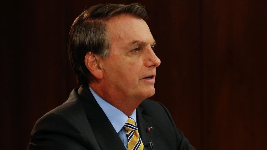 Jair Bolsonaro sancionou suplementação aprovada pelo Congresso Nacional no dia 1º de junho - Anderson Riedel/PR