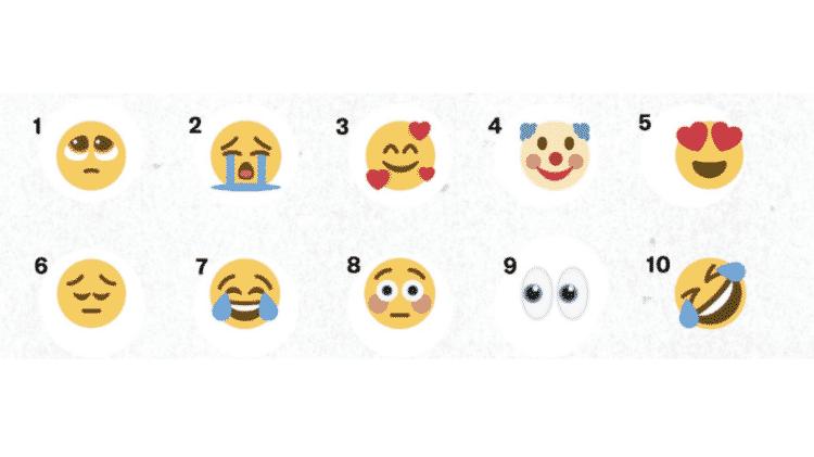 twitter emojis - Reprodução/Twitter - Reprodução/Twitter
