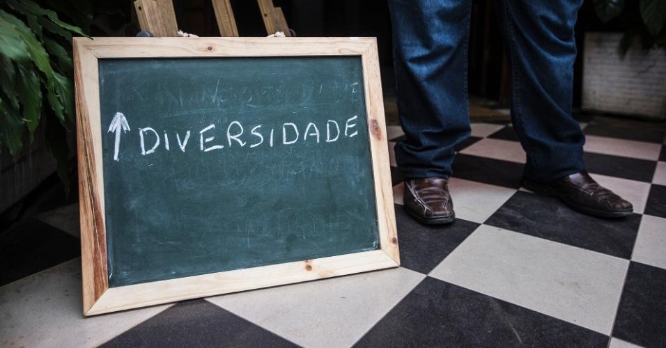 """""""Gente de todas as partes do mundo vem até aqui conhecer nossa cidade, nossa vida. Todos querem conhecer a energia de São Paulo e, especialmente, nossa noite"""""""