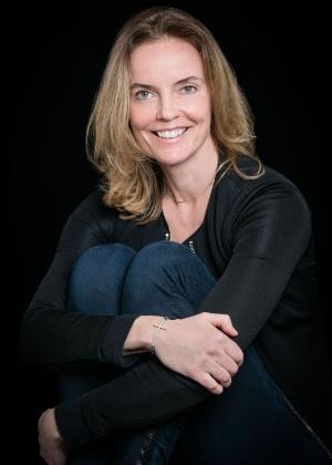 A escritora Maureen Sherry