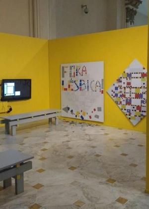 Mulher disse ter sido vítima de homofobia quando visitava uma exposição no CCBB no Rio