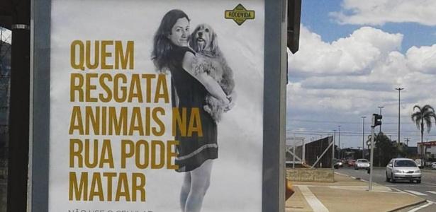 """Cartaz da campanha """"Gente boa também mata"""", do Ministério dos Transportes"""
