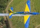 Domingo aéreo em SP terá Esquadrilha da Fumaça e avião militar da Embraer - Divulgação