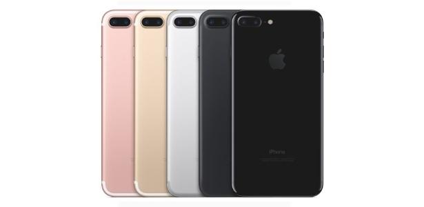 iPhone 7 no Brasil tem preço bem acima da média mundial - Reprodução
