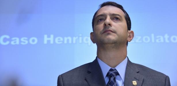 O novo diretor-geral da Polícia Federal, Rogério Galloro - Valter Campanato/Agência Brasil