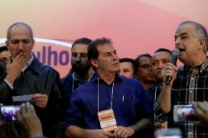 Aldo diz que mantém sua candidatura ao Planalto; partido pode ir de Alckmin (Foto: Marcelo Chello/CJPress/Estadão Conteúdo)