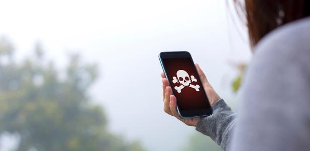 Cuidado para não ter dados roubados de seu celular