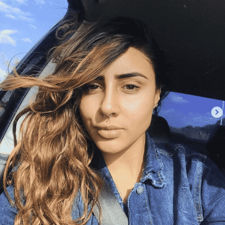 Natália Ribeiro dos Santos, encontrada morta no Lago Paranoá, em Brasília - Reprodução/Instagram