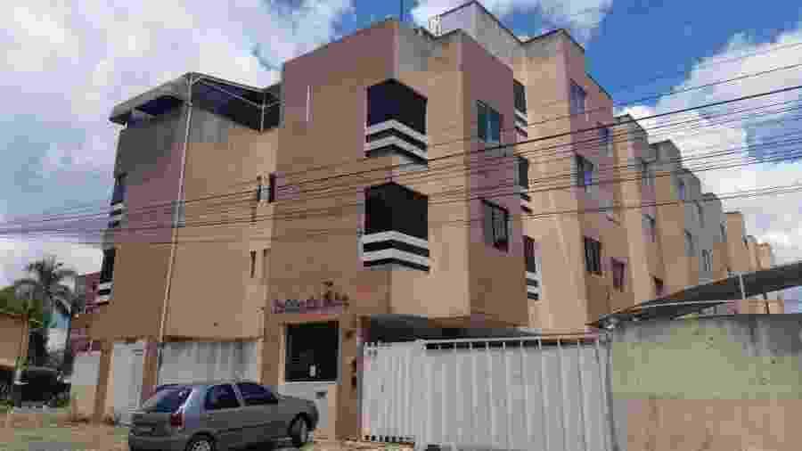 Prédio onde policial militar matou vizinho em Brasília - Jéssica Nascimento/UOL