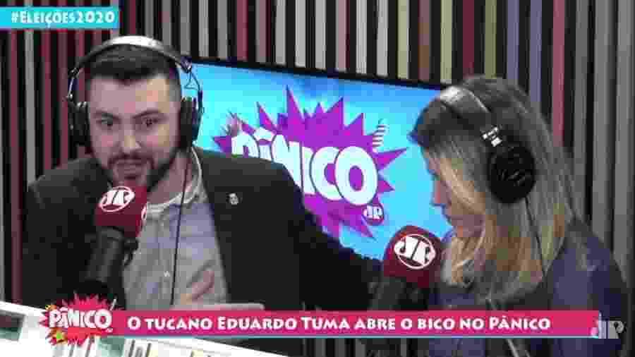 Presidente da Câmara descarta possibilidade de substituir Bruno Covas  - Reprodução/Jovem Pan