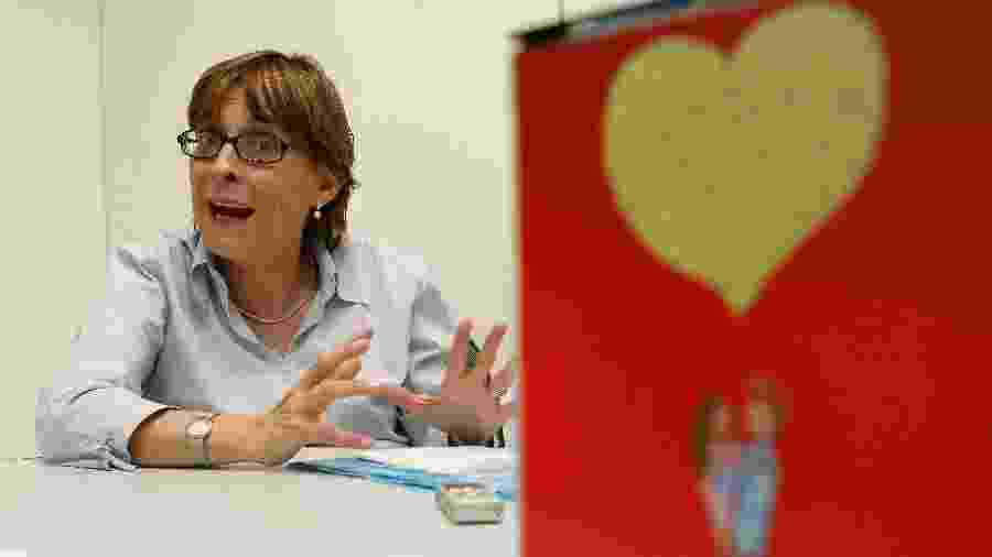 """Mariângela Simão disse que o importante agora """"é imunizar aqueles que precisam em todos os países"""" - Sergio Lima/Folhapress"""