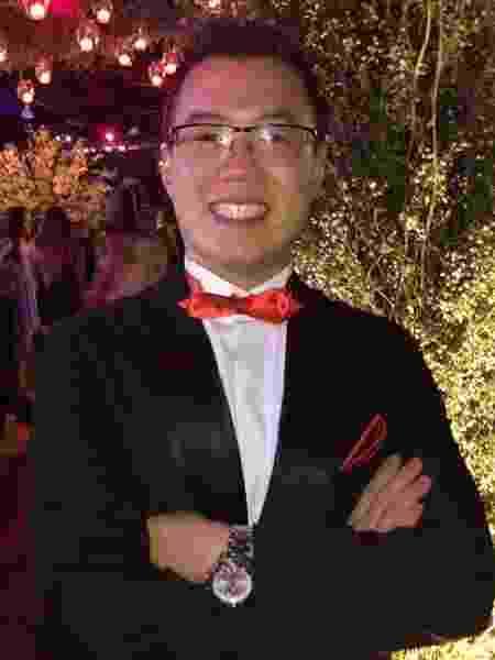 Mauricio Suzuki, 26, vítima de covid-19 - Reprodução