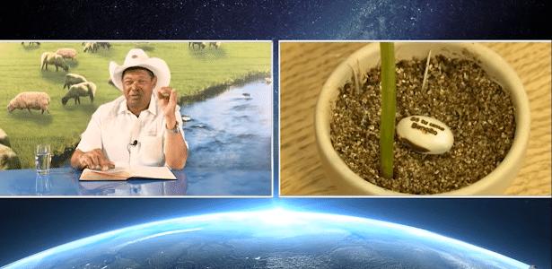 Vendeu sementes de feijão | MPF aciona pastor Valdemiro Santiago por prometer cura da covid
