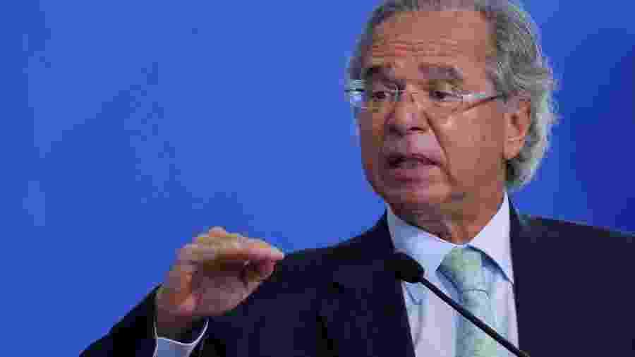 O ministro da Economia espera a aprovação da proposta também na Câmara - ADRIANO MACHADO