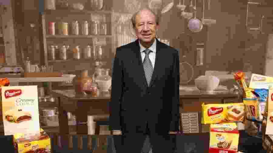 Nascido na Itália, o empresário foi um dos responsáveis por trazer o panetone da Bauducco ao Brasil - Divulgação