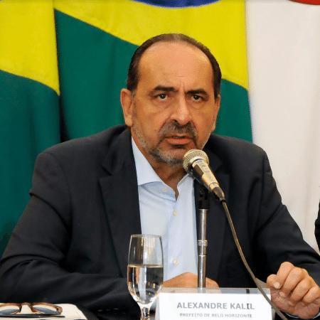 O prefeito de Belo Horizonte, Alexandre Kalil (PSD) - Amira Hissa/Prefeitura de Belo Horizonte