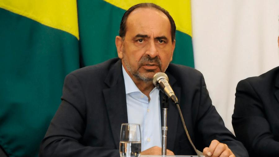"""""""Não é porque a situação está boa; é para evitar aglomerações"""", explicou o prefeito Alexandre Kalil - Amira Hissa/Prefeitura de Belo Horizonte"""