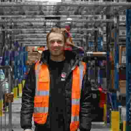 Jack Lear, de 27 anos, fundador da plataforma de vendas online Bargain Fox  - Claudia Belli/BargainFox.com/Divulgação