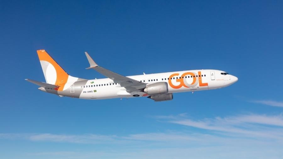 Gol retoma voos com Boeing 737 Max no Brasil - Divulgação