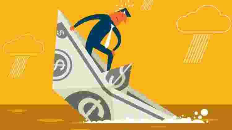 """""""O grupo de perdedores, na maioria dos casos, é a esmagadora maioria dos investidores"""", diz o economista Veljko Fotak. - GETTY IMAGES - GETTY IMAGES"""