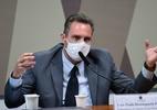 Pazuello queria mais vacinas no 2º semestre, relatou Dominghetti ao pai