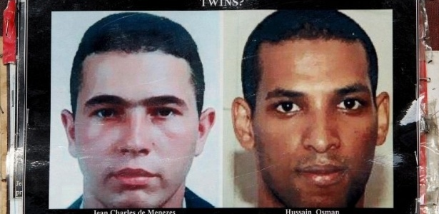 Jean Charles foi confundido com o terrorista etíope Hussain Osman