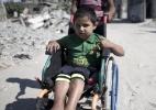 Tensão aumenta entre Israel e Palestina - Menahem Kahana/AFP