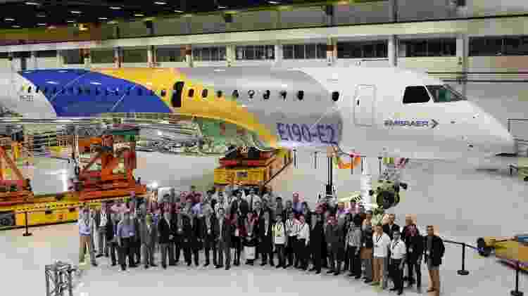 Compra da divisão de aviação comercial da Embraer deve ser concluída em 2020 - Divulgação