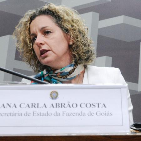 19.abr.2016 - Ana Carla Abrão - Edilson Rodrigues - 19.abr.2016/Agência Senado