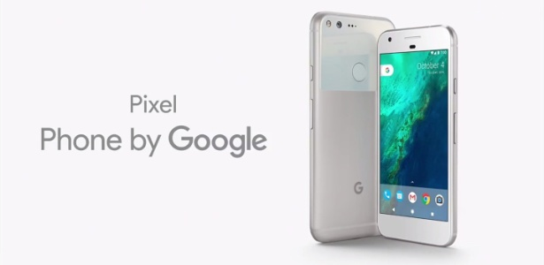 Smartphone Google Pixel, novo lançamento do Google