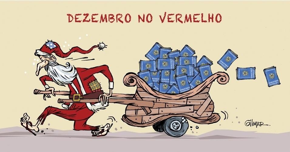 3.dez.2016 - Um trabalho novo poder ser um bom presente de Natal?