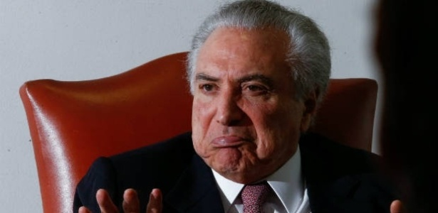 STF divulga áudios que envolvem Michel Temer - Pedro Ladeira/Folhapress