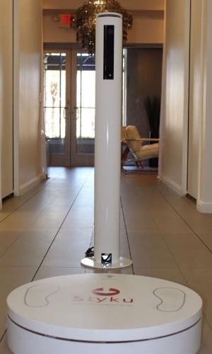 BodyScan 3D, do Spa Home, em Miami, da empreendedora e consultora de spas de luxo Renata de Abreu
