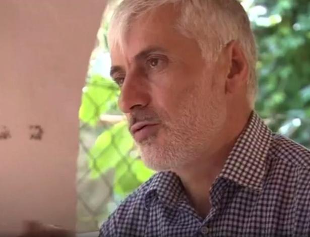 Magomedov foi à Síria atrás de suas filhas, que tinham sido levadas por sua mulher após ela se converter ao extremismo