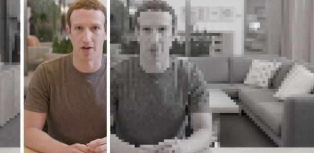 Mark Zuckerberg veio a público reconhecer as falhas do Facebook e prometer mudanças / Foto: Facebook/BBC - Facebook/BBC