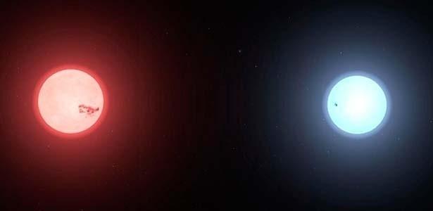 Pesquisadores brasileiros observam estrela rebaixada à condição de anã branca por causa de sua companheira