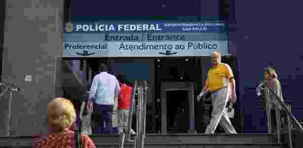 Polícia Federal não está abrindo processos para visto desde que nova lei entrou em vigor, em novembro - Zanone Fraissat/Folhapress