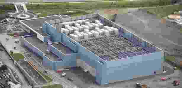 Data center da Microsoft em Dublin, Irlanda - Divulgação/Microsoft - Divulgação/Microsoft