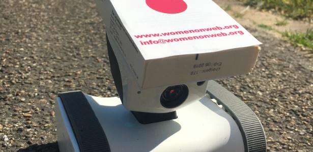 Robô comandado da Holanda entregará pílulas abortivas nesta quinta na Irlanda do Norte