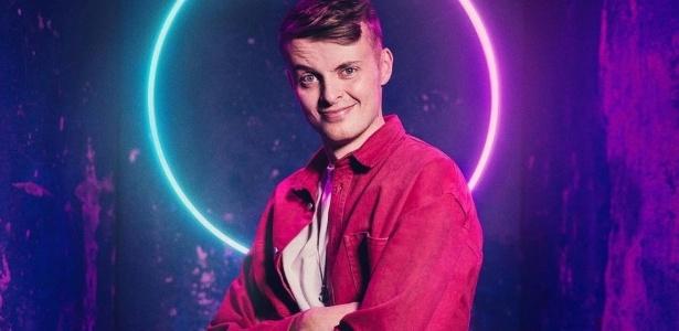 Alex foi o vencedor da primeira temporada de The Circle - mas não exatamente como ele mesmo