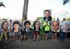 Capitão do Girona dedica vitória em Madri a líderes separatistas catalães - Josep Lago/AFP