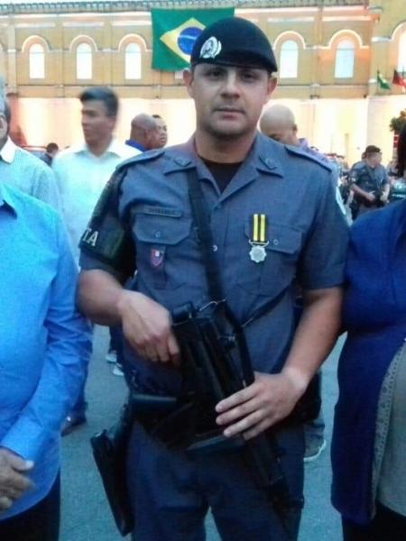 Fernando Flávio Flores, policial da Rota morto em SP em maio de 2019 - Reprodução/Facebook