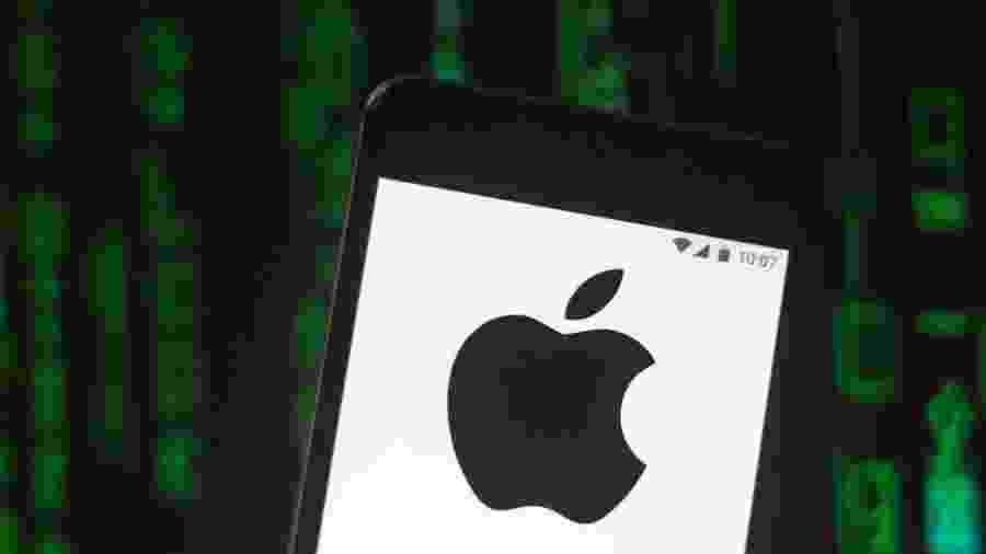A Apple recomenda que os usuários atualizem seus dispositivos - Getty