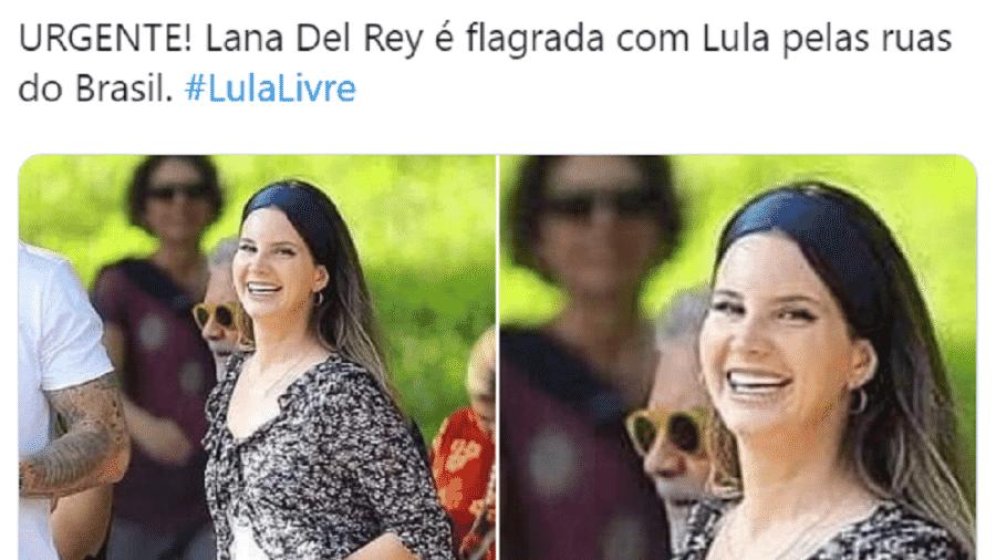 Após votação do STF sobre prisão após 2ª instância, memes com o ex-presidente Lula bombaram nas redes - Reprodução/Twitter